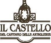 Castello del Capitano delle Artiglierie Logo